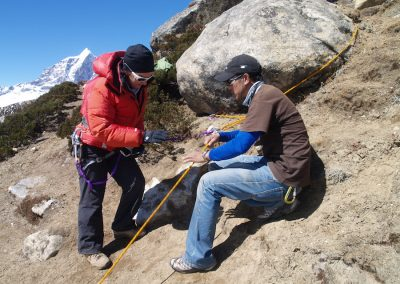 Jumar ascender training learning from Everest summiteers