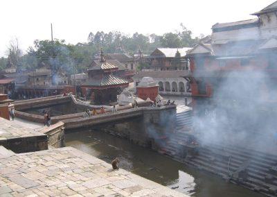 Hindu cremation, Pashupathi Nath