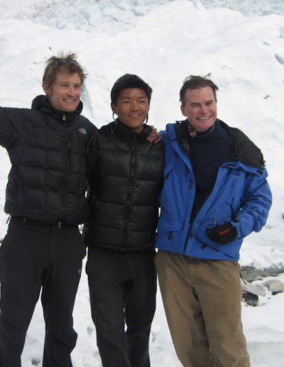 Trek8848, Everest Base Camp. Welcome to the team