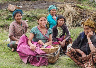 Women of Chheskam