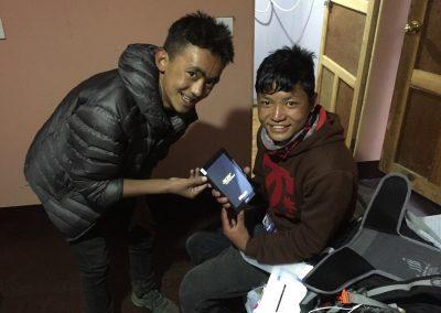 Bhabiram and Pradip - 2016