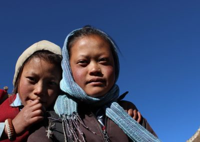 School girls - Khumbu Valley