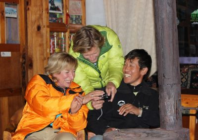 Life-lasting memories and friendships along the trail